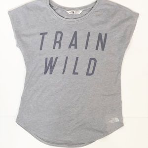 "The North Face ""Train Wild""!T-Shirt XS"